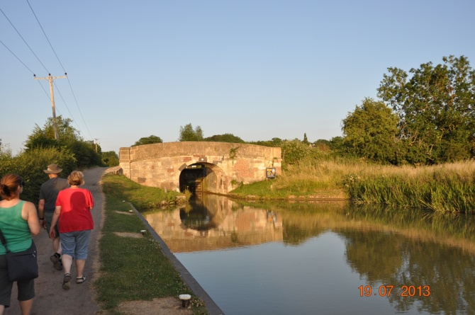 The Avon Kennett Canal