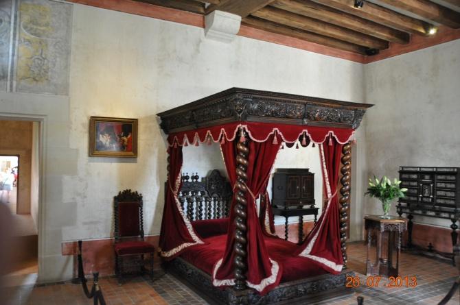 Leonardo DaVinci's last home